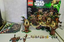 LEGO Star Wars Ewok Village (10236) UCS Ultimate Collector's Series Boxed Rare
