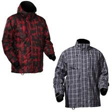Mens Castle Core Snowmobile Jacket Winter Coat Windproof Waterproof Breathable