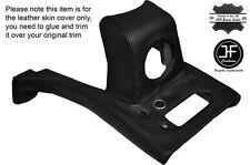 Black Stitch Centre Dash Trim Leather Skin COVER FITS TRIUMPH TR4A TR4 A 65–67