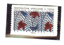 Timbres France autoadhésif neuf ** 2019  N° 1660 Tissus inspiration africaine