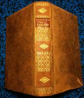 *1809* HISTOIRE de L' EGLISE RELIGION LIVRE BOOK EUROPE AFRIQUE ORIENT CROISADES
