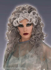 GHOSTLY GAL WIG ZOMBIE UNDEAD SPIRIT ADULT HALLOWEEN COSTUME ACCESSORY