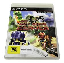 3D Dot Game Heroes Sony PS3