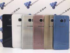 Tapa ORIGINAL Trasera Samsung Galaxy S7 Edge SM-G935F Usada ELEGIR COLOR