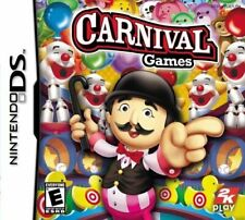 Carnival Games NDS New Nintendo DS