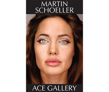 Martin Schoeller, Angelina Jolie, Exhibition Poster, 2007