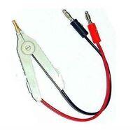 Capacitor Capacitance Cap SMD clip for Crystal Tester ESR Meter DMM M6013  M4070