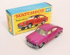 Matchbox Lesney Superfast MB 67 VW Volkswagen 1600 TL - 'F' Box