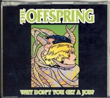 Offspring-Why Don 't you get a job? 4 TRK CD MAXI 1999