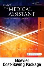Kinn's The Medical Assistant - Text, Study Guide and Procedure Checklist Manual