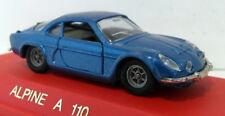 Verem - 1/43 Scale diecast - 416 Alpine A110 Metallic blue