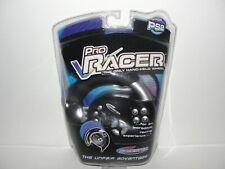 New Sealed Radica Gamester Pro Racer Playstation 2 Handheld Wheel Controller