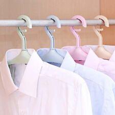 Clothes Rack Plastic Bathrooms Hanger Rack Detachable Clips Clothespin Holder