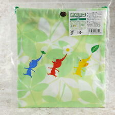 #F76-238 ensky Kinchaku Drawstring bag Pikmin
