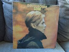 David Bowie Low RARE Greek Vinyl LP