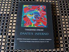 1 4 U: Tangerine Dream : Dante's Inferno : Live Koln 2002  Sealed Cologne