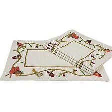 rectangular table linen sets for sale ebay rh ebay com