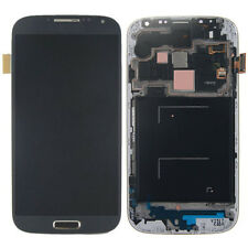 LCD Display Touch Digitizer + Frame Assembly For Samsung Galaxy S4 LTE i9505 BLK