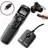 Pro Wireless Timer Remote For Nikon D90 D7000 D5000 D3100 D5100 Camera N3 by JYC