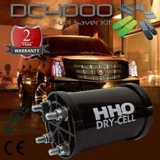 HHO Kit COMPLETO Idrogeno DC4000, cella acciaio 316L, fino a 4400cc