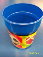Championship Sports Banquet Blue Kids Birthday Party Favor 16 oz. Plastic Cup