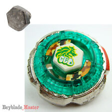 Beyblade Fusion Masters BB-30 ROCK LEONE+Heavy weighs METAL Face BOLT