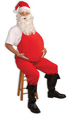 #Father Christmas Santa Belly Stuffer Outfit Christmas Xmas Fancy Dress Party