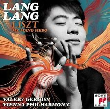 Liszt: My Piano Hero (CD, Oct-2011, Sony Classical)