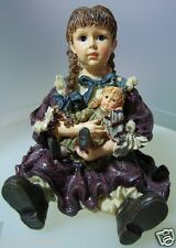 """BOYDS  YESTERDAY'S CHILD """"PATRICIA WITH MOLLY  """" 3501 NEW & BOXED"""