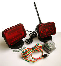 LED Wireless tow lights, for towing, trailer, RVs and trucks
