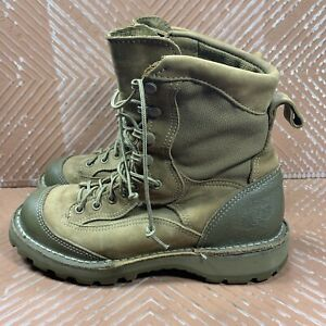 """Danner Boots Men's USMC Speed Lacer 8"""" Mojave Men's 7 Military Made USA"""