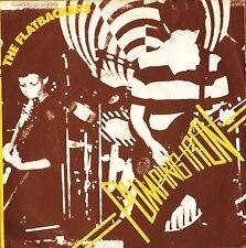 """El flatbackers Bombeo De Hierro/Chico de kidbrooke Rojos 005 Reino Unido 1980 7"""" PS EX/en muy buena condición +"""