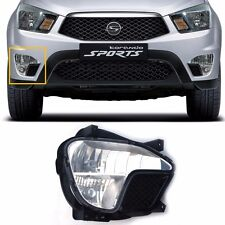 Front Fog Light Lamp RH for Oem Parts Ssangyong 2012-2014 Korando/Actyon Sports