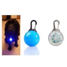 2pcs Collier Chien à Ampoule LED Décoration pour Chien Chat Bleu+Coloré