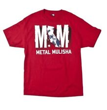 Metal Mulisha Mens Rocked Tee T-shirt Size L