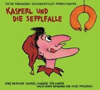DOCTOR DÖBLINGERS GESCHMACKVOLLES KASPERLTHEATER - KASPERL UND DIE CD NEU