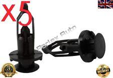 5pcs Bumper Cover Rivets/Retainers/Clips (52161-02020) for Lexus Toyota