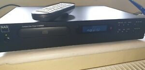 NAD C 525BEE Audiophile CD player with remote control and digital coax output