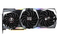 MSI GeForce RTX 2080 SUPER DirectX 12 RTX 2080 Super Gaming X TRIO 8GB 256-Bit G