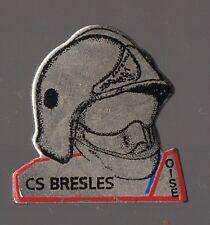 Pin's pompier / sapeurs pompiers de Bresles (Oise)
