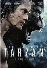 The Legend of Tarzan (DVD, 2016) NEW* Action, Adventure* NOW SHIPPING !!