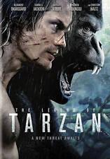 The Legend of Tarzan (DVD, 2016)