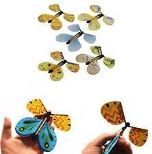 Flying Butterfly From Hands - Magic Toy - 25 Pieces Wholesale Lot-Random Colors