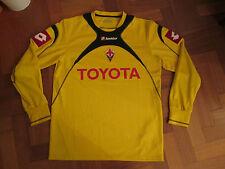 Fiorentina Goalkeeper Shirt 2008/09 - Lotto - Toyota - Adult Large