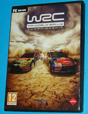 WRC World Rally Championship - PC