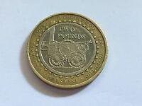 2004 £2 COIN ** TWO POUND COIN HUNT ** Steam Locomotive Railway