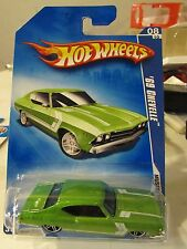 Hot Wheels '69 Chevelle Muscle Mania Green