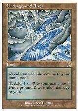 Underground River | ex | Ponte Masters | Magic MTG