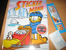 Spar Stickermania 3, Polarabenteuer,  leeres Album + alle Sticker + 3D Brille