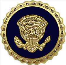ORIGINAL UNITED STATES PRESIDENTIAL SERVICE BADGE LAPEL PIN
